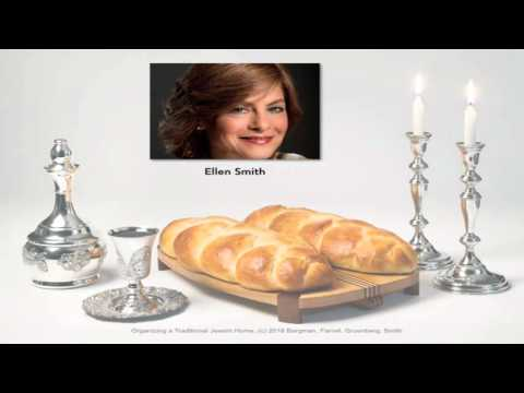 Organizing a Traditional Jewish Home