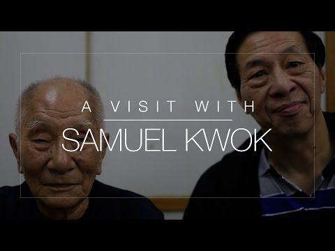 A Visit with Samuel Kwok in Hong Kong.