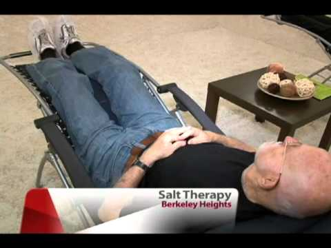 Respira Salt Therapy on FIOS 1 NJ News