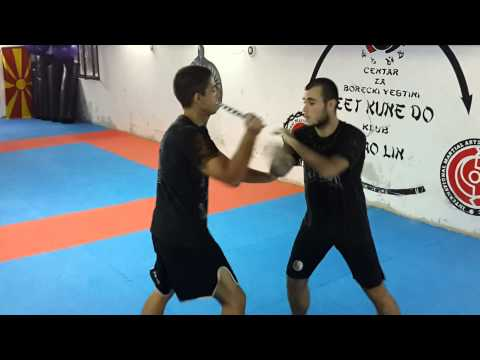 The Strongest Macedonia - JKD & Kali & Street fight drills