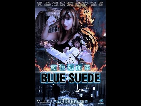 CYNTHIA ROTHROCK Blue Suede Interview