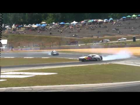 Formula Drift  Atlanta 2011 Saturday practice cam 1 2/5