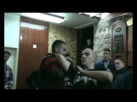 Street fight seminar Mavrovo 2009