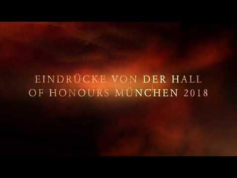 Munich Hall of Honours 2018