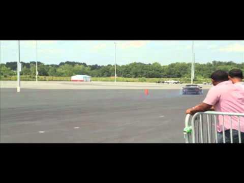 Martin Mayton Drift Video -SWD Pro AM RD 3 Z MAX Raceway - 7:9:2011
