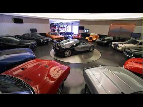 MIllion Dollar Rooms: Paradise Valley, AZ (Craig Jackson Garage)