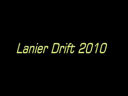 Lanier Drift 2010