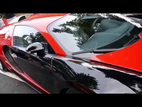 Bugatti Veyron @ Caffeine & Octane