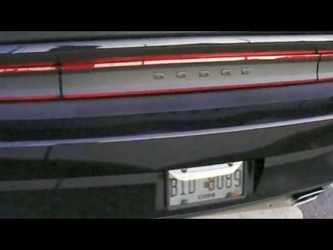 Dodge Challenger SRT Sunrise