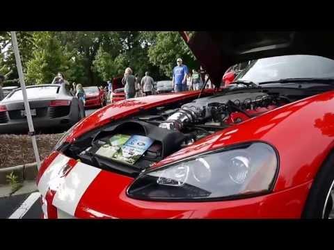 Viper ClubTrack Car @ Caffeine & Octane