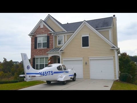 The Incredible $10,000 Plane Car