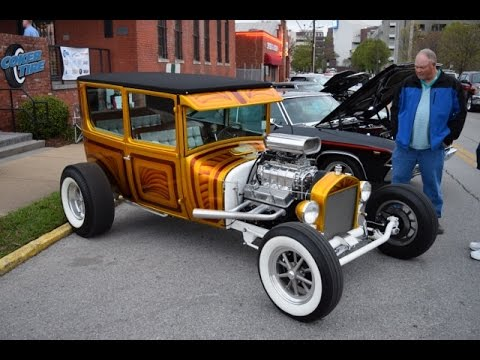 Hot Rod Madness @ Coker Tire Chattanooga Cruise In episode 2