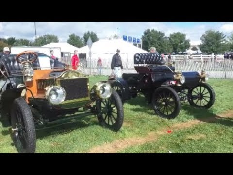 Talking Early Olds With A Dose Of Henry Ford