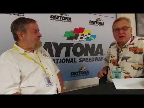 Mike Thies interviews Turkey Rod Run's founder Stu Serjeant!