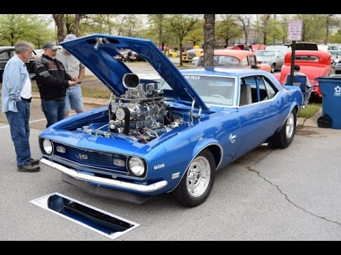 Hot Rod Madness at the Coker Tire Cruise In episode 3