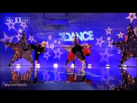Elmes 3 Style Audition Got To Dance