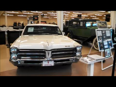 1965 Pontiac Catalina 2+2 Barn Find at the 2015 Carlisle Auction