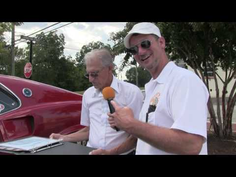 HOT ROD MADNESS VISITS DALLAS CRUISE IN 8 27 16