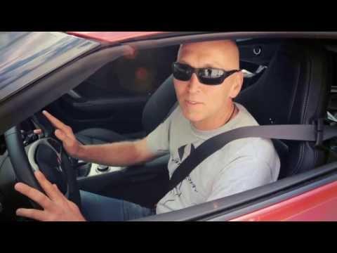 Corvette Stingray testing at Dudenhofen Testcenter - Chevrolet
