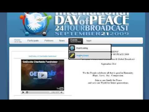 International Peace Day-21st Sept.'10.
