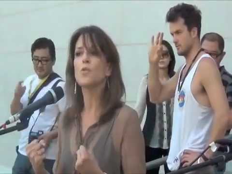 OCCUPY  EVERYWHERE with Marianne Williamson