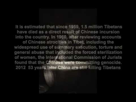 Tibet - The Sound of Silence.