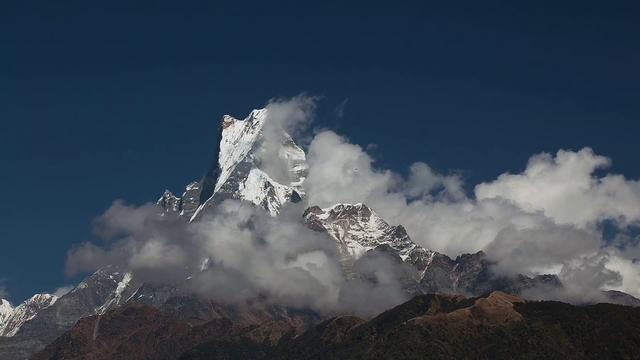 Time-laps... Nepal...