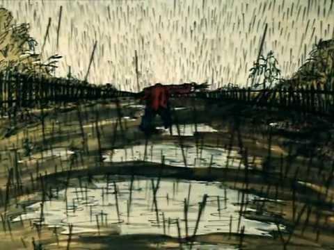The Scarecrow 1990 Pugalo - Rosalia Zelma - Russian animation - English subs