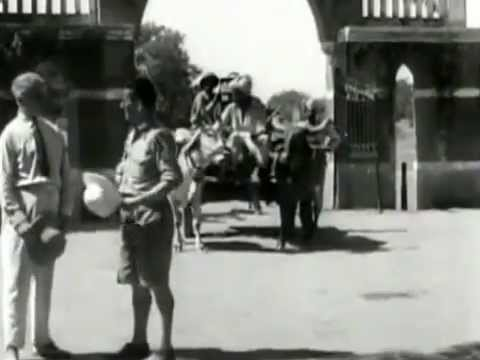 Mahatma Gandhi First Television Interview (30 April 1931)
