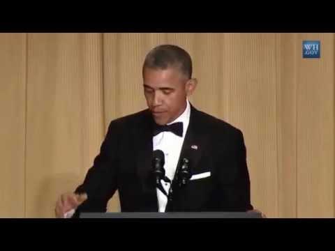 Barack Obama's Entire White House Correspondents' Dinner Speech