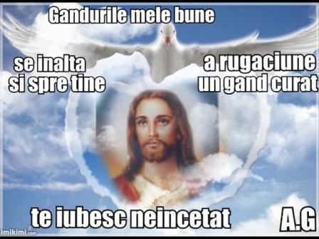 GANDURILE MELE BUNE