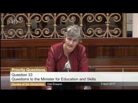 Catherine Connolly: Caranua 05.04.17