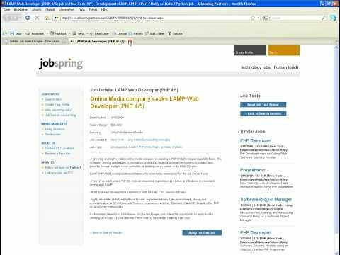 How-to Use the Twitter Jobsearch Engine WWW.JOBTWEET.DE