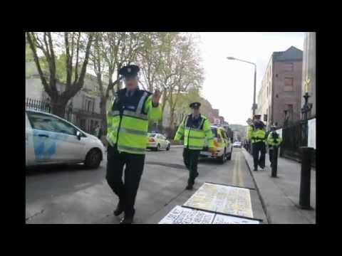 Sunday Protest ~ Pro-Cathedral 6th May 2012 ~ Part 1 of 5