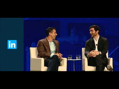Fireside Chat with LinkedIn's CEO Jeff Weiner   Talent Connect Vegas 2013