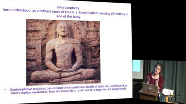 Anne C. Klein - Mindful Embodiment and the Senses: Touch, Vision, and Song (ASI 2013)