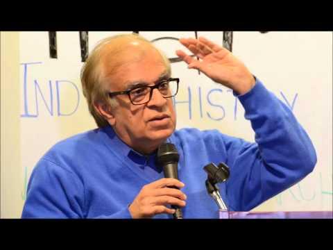 Hindu-Christian Debate Between Rajiv Malhotra & Christian Eberhart, India House, Houston Dec 13 2014