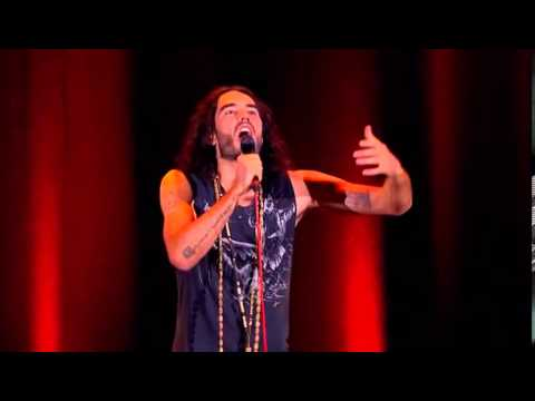 """Russell Brand's """"Messiah Complex"""" [Full Show]"""