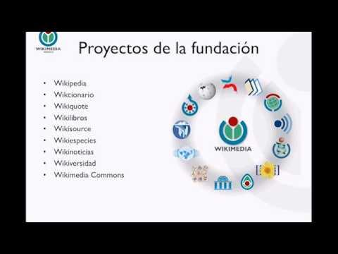 """Webinar 4 """"Wikipedia: Su uso dentro del Aula"""""""