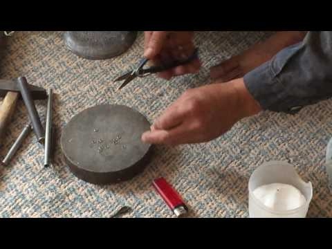Making a Tagmout Bead - Part 1