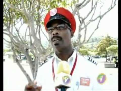 TVJ NEWS - 5.0 EARTHQUAKE ROCKS JAMAICA {MAY 16TH 2011}
