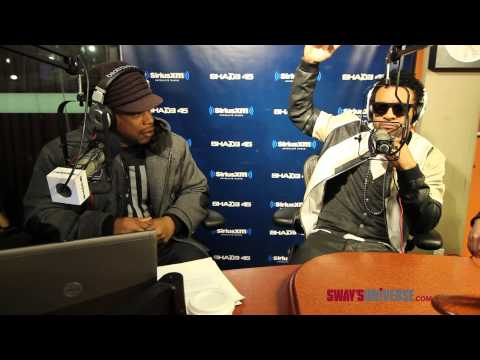Shaggy Performs Acapella on Sway in the Morning