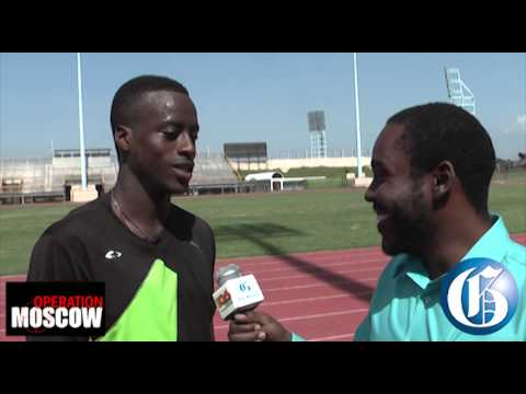 Javere Bell has high hopes for Moscow final