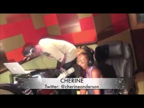 "CHERINE  - ""HAFFI COME BACK ""  ( LIVE ON LINK UP RADIO w/ RICHIE B)"