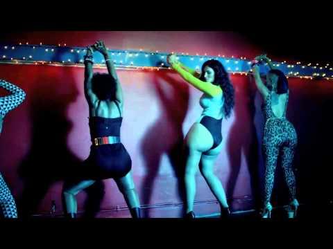 Busta Rhymes Ft  Nicki Minaj  - Twerk It Official Video || Dancehall USA