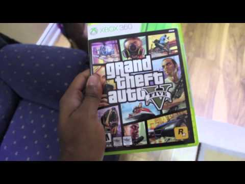 Jamaican Guy Breaks Up With Girlfriend for GTA V