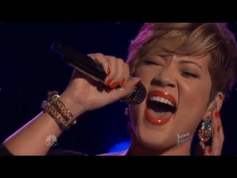 Tessanne Chin - Many Rivers to Cross - The Voice USA 2013 (Top 20 Live Round)