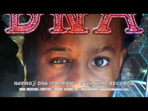 Navino - DNA (Preview) November 2013