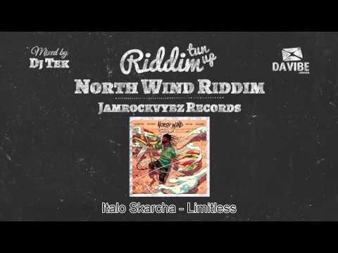 North Wind Riddim Mix - October 2013 - Jamrockvybz Records
