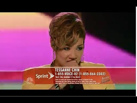 Tessanne Chin 'Underneath it All' The Voice USA Season 5 Top 8 Compete